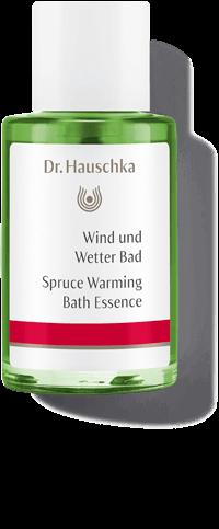 Wind und Wetter Bad – wärmendes Fichtennadel Badeöl, lässt frei durchatmen und entspannt