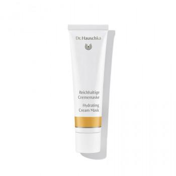 Dr.Hauschka Reichhaltige Crememaske, Gesichtsmaske für trockene Haut