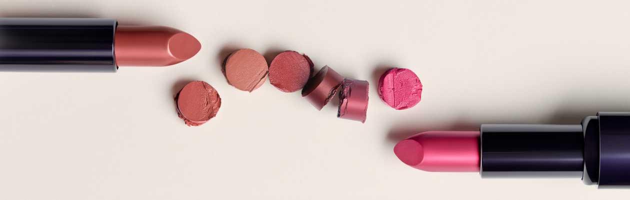 Neue Lipstick Farben