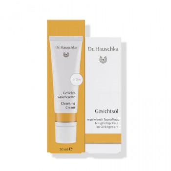 Dr.Hauschka Gesichtsöl mit gratis Gesichtswaschcreme