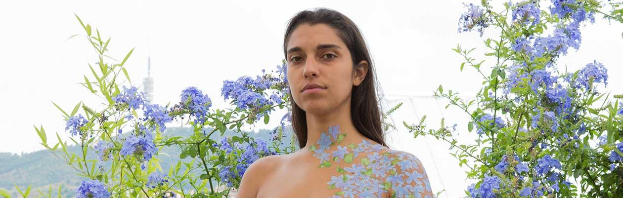 """Tana Latorre: """"Kunst und Natur gehören für mich fest zusammen."""""""
