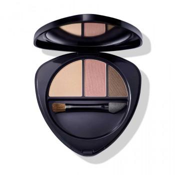 Dr.Hauschka Eyeshadow Trio Palette 04